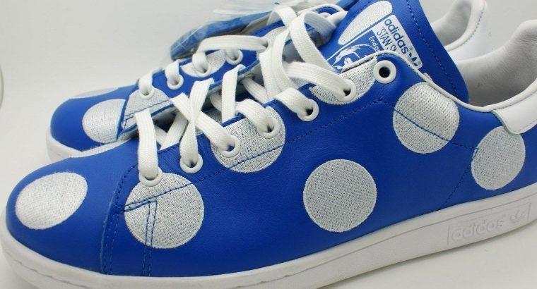 Men Sneaker BPD Polka Dot Blue