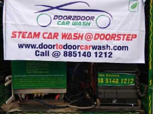 Car Cleaning Services at your Doorstep in South Delhi