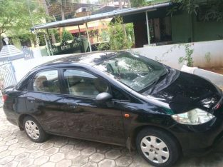 HONDA CITY 2005 FOR SALE