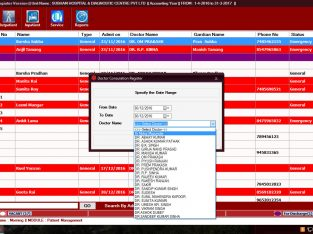 Hospital software in India, Nursing Home software in India, Hospital software in west Bengal.