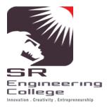 SR Engineering College Warangal