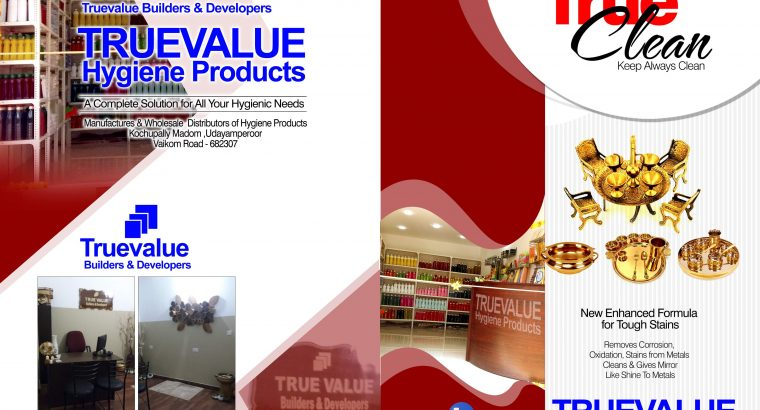 Marketing/Sales Excecutive Required for Truevalue Hygiene Products