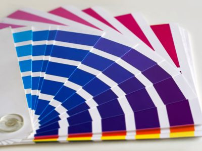 Finding the right colour for your brand
