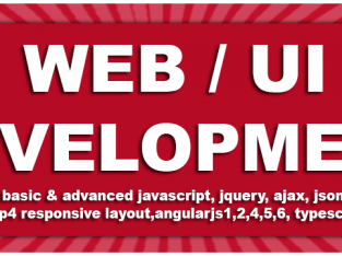 Classroom WEB UI TECHNOLOGIES TRAINING COURSE in Ameerpet Hyderabad