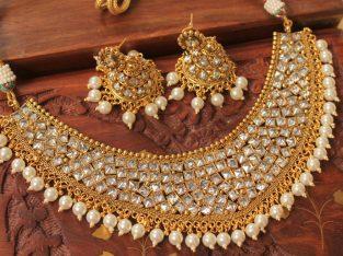 Save Upto 70% OFF on Bridal Jewellery Set