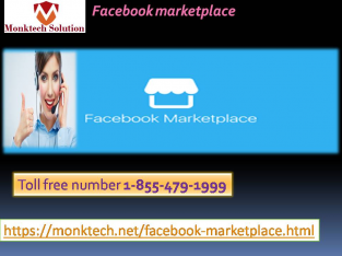 With user boost deal, live an wide sort of Facebook Marketplace 1-855-479-1999 issue