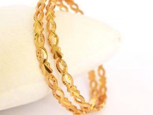 Buy Fashionable Golden Bracelets at Best Price