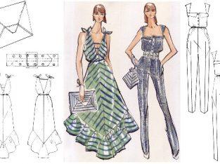 Designer Lehenga Choli – Salwar Suite – Dresses – Sarees fashion Gujcart