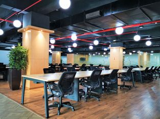 Office Space for Rent in Bangalore- Gopalan Coworks