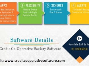 Credit Cooperative Society Software Company
