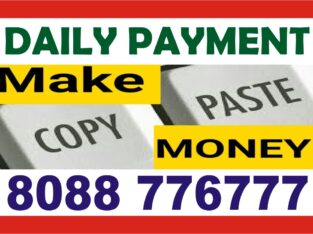 Tips to make income | Data copy paste | Work from Home | 1334 |